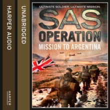 Mission to Argentina, eAudiobook MP3 eaudioBook