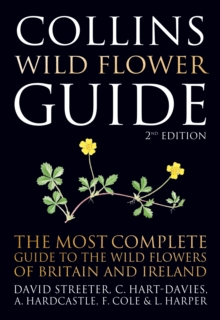 Collins Wild Flower Guide, Paperback / softback Book