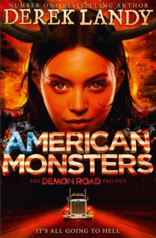 American Monsters, Paperback / softback Book