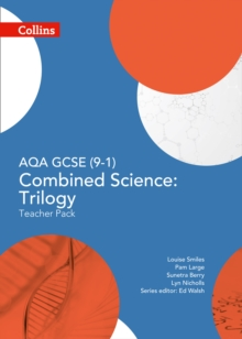 AQA GCSE Combined Science: Trilogy 9-1 Teacher Pack, Undefined Book