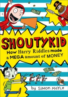How Harry Riddles Made a Mega Amount of Money, Paperback Book