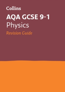 AQA GCSE 9-1 Physics Revision Guide, Paperback / softback Book