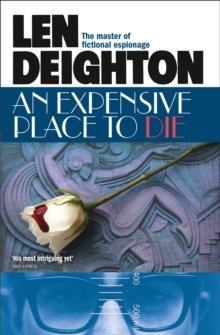 An Expensive Place to Die, Paperback Book