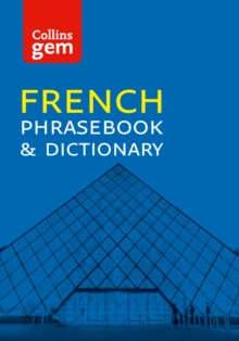Collins French Phrasebook and Dictionary Gem Edition: Essential phrases and words (Collins Gem), EPUB eBook