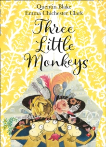 Three Little Monkeys : Book & CD, Hardback Book