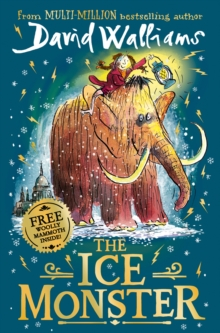 The Ice Monster, Hardback Book