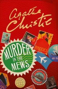 Murder in the Mews, Paperback Book