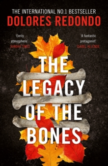 The Legacy of the Bones, Paperback Book