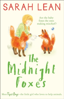 The Midnight Foxes, Paperback Book