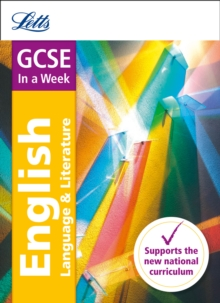 GCSE English in a Week, Paperback Book
