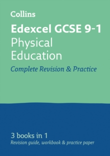 Edexcel GCSE 9-1 Physical Education All-in-One Revision and Practice, Paperback / softback Book
