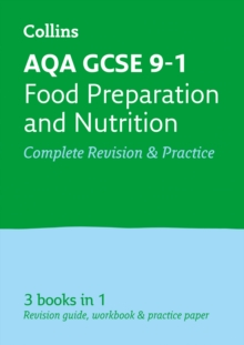 AQA GCSE 9-1 Food Preparation and Nutrition All-in-One Revision and Practice, Paperback Book
