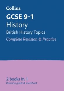 GCSE 9-1 History - British All-in-One Revision and Practice, Paperback / softback Book