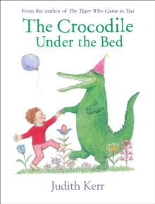The Crocodile Under the Bed, Board book Book