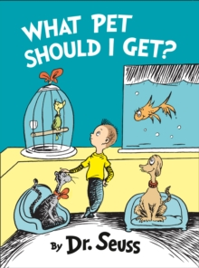What Pet Should I Get?, Hardback Book