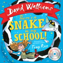 There's a Snake in My School!, Mixed media product Book