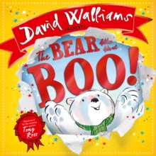 The Bear Who Went Boo!, Paperback Book