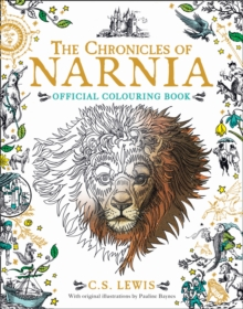 The Chronicles of Narnia Colouring Book, Paperback / softback Book
