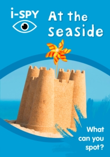 i-SPY at the Seaside : What Can You Spot?, Paperback Book
