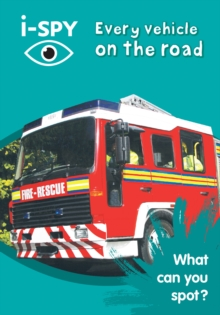 i-SPY Every vehicle on the road : What Can You Spot?, Paperback / softback Book