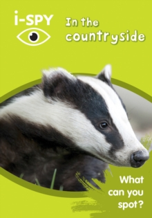 i-SPY in the Countryside : What Can You Spot?, Paperback Book