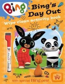 Bing's Day Out : Wipe Clean Activity Book, Paperback Book