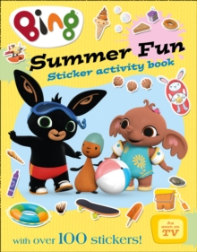Bing's Summer Fun Activity Book, Paperback Book