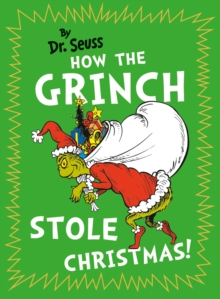 How the Grinch Stole Christmas! Pocket Edition, Hardback Book