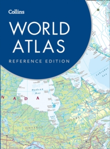 Collins World Atlas: Reference Edition, Hardback Book