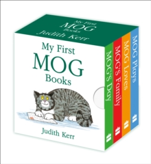 My First Mog Books, Board book Book