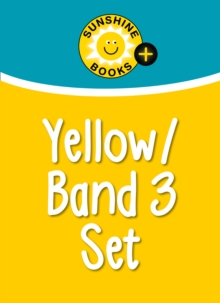 Yellow Set : Levels 6-8/Yellow/Band 3, Undefined Book