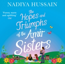 The Hopes and Triumphs of the Amir Sisters, eAudiobook MP3 eaudioBook
