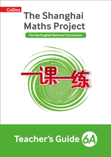 The Shanghai Maths Project Teacher's Guide Year 6A, Paperback / softback Book