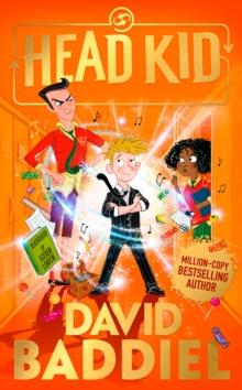 Head Kid, Paperback / softback Book