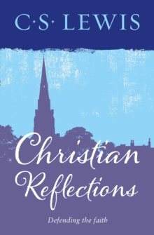 Christian Reflections, Paperback / softback Book