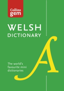 Welsh Gem Dictionary: Trusted support for learning (Collins Gem), EPUB eBook