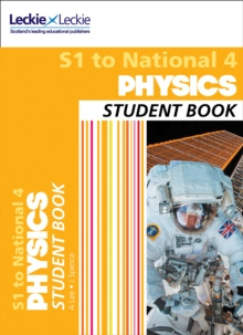 Secondary Physics: S1 to National 4 Student Book, Paperback Book