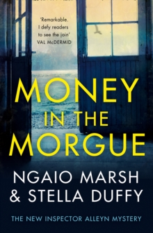 Money in the Morgue : The New Inspector Alleyn Mystery, Paperback / softback Book