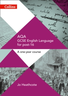 AQA GCSE English Language for post-16 : Student Book, Paperback / softback Book