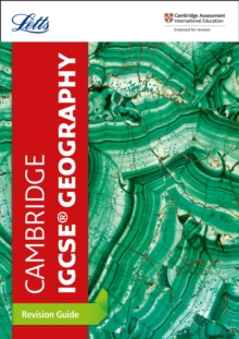Cambridge IGCSE (R) Geography Revision Guide, Paperback Book