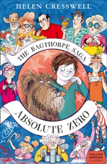 The Bagthorpe Saga: Absolute Zero, Paperback / softback Book