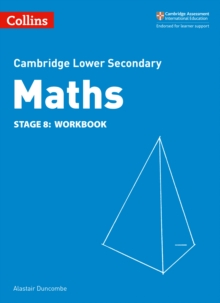 Lower Secondary Maths Workbook: Stage 8, Paperback / softback Book