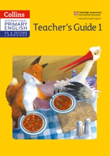 Cambridge Primary English as a Second Language Teacher Guide Stage 1, Paperback Book