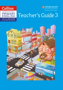 International Primary English as a Second Language Teacher Guide Stage 3, Paperback / softback Book