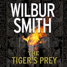The Tiger's Prey, CD-Audio Book