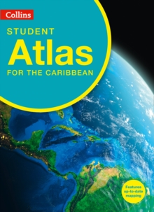 Collins Student Atlas for the Caribbean, Paperback Book