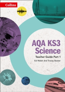 AQA KS3 Science Teacher Guide Part 1, Paperback Book