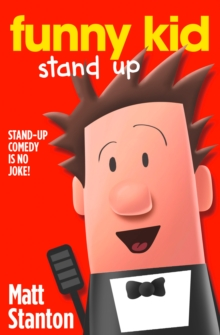 Funny Kid Stand Up, Paperback / softback Book