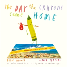 The Day The Crayons Came Home, Board book Book