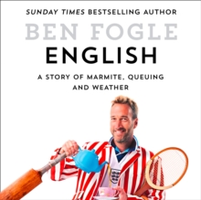 English : A Story of Marmite, Queuing and Weather, eAudiobook MP3 eaudioBook
